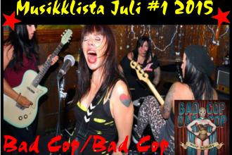 California bandet Bad Cop / Bad Cop ga ut skiva Not Sorry, 16 Juni 2015, og for en killer skive det er.  De er på lista vår med Sugarcane. De har det  über feete plateselkapet Fat Wreck Chords i ryggen, og fremtiden er Happy Go Lucky YEAH!! God Sommer fra Morten Magnus & Ciaà