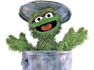 Most Popular Sesame Street Character Oscar The Grouch 1