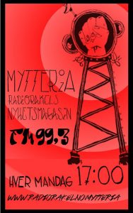 MYTTERA #14