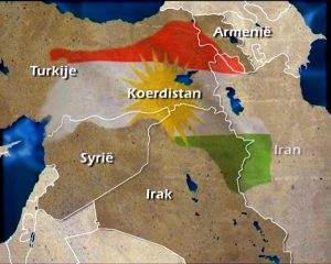 Intervju med Axel Rudi om situasjonen i Kurdistan