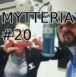 MYTTERIA #20