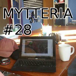 MYTTERIA #28 – kvinnestreiker, lokførerstreiker og fengselstreiker.