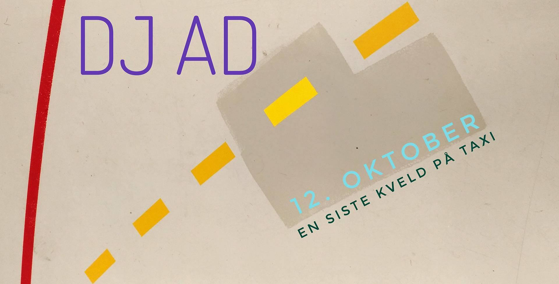 Tip The DJ: DJ AD