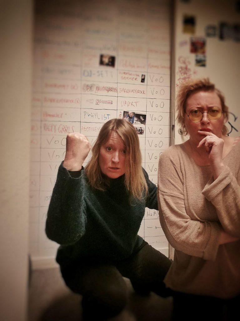 Ragnhild Sarsten Fra Tsarsten & The Freudian Slippers Besøker Oss igjen, Tune IN Kl 10:00 I Dag!