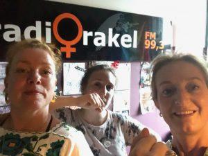 Nina Grünfeld besøker Radiorabulistene