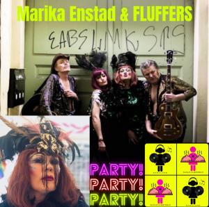 Saras Gjestebud får besøk av skuespiller og sanger Marika Enstad den 9 November 2020 kl 17.00-18.00/Onsdag 11.11 kl 14.00-15.00 (R).