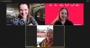 Solveig Korum og Oddrun Lilja Jonsdottir om globalt kultursamarbeid