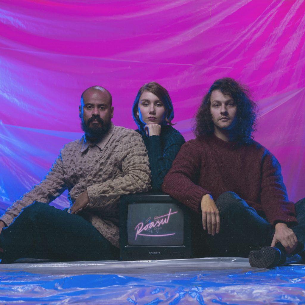Albumcover 2020 -ISAK 'Roasut'
