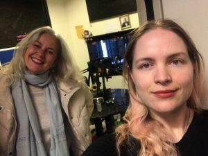Kari Anne Bjerkestrand er ukas gjest i Solveigs Speisa Musikk!