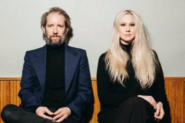 Susanna og David Wallumrød (foto: Anne Valeur)