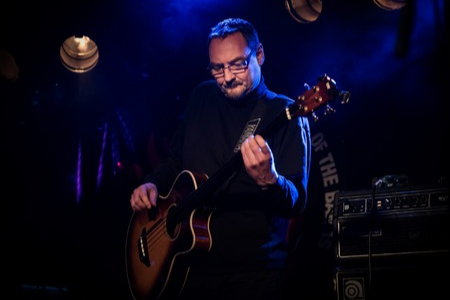 Foto bassist Polarnatta